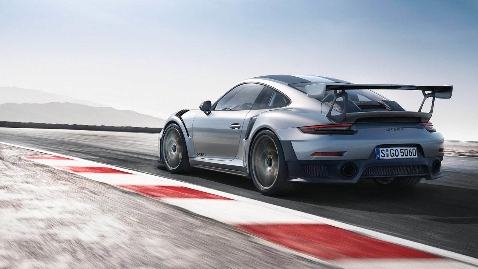 Porsche 911 GT2 RS filtraciones