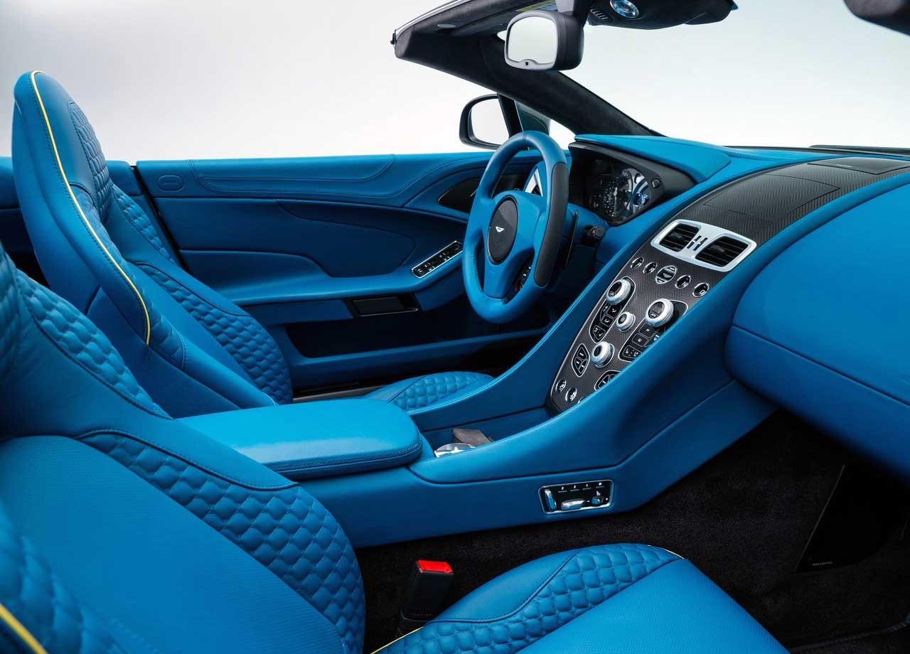 Foto de Aston Martin Vanquish Volante 2014 (1/9)