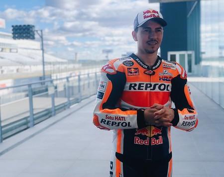 Jorge Lorenzo Honda