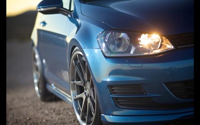 Foto de H&R Volkswagen Golf 2015 (10/10)