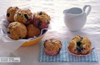 Paseo por la gastronomía de la red: Diez recetas con arándanos