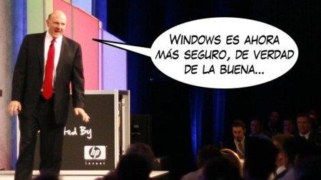 Microsoft responde a afirmaciones sobre su seguridad