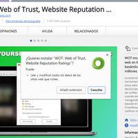 Chrome y Firefox le dicen adiós a la extensión Web of Trust