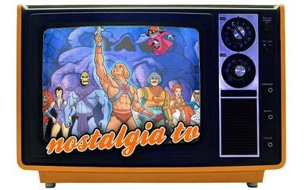 'He-Man y los masters del universo', Nostalgia TV