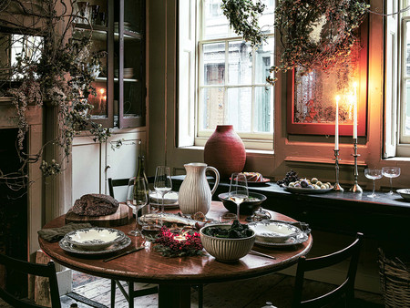 Zara Home Decoracion De La Mesa Para Navidad 17