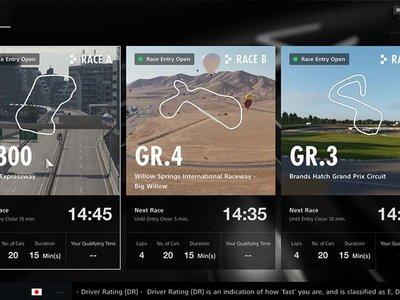 Al final cambiaron de opinión, Gran Turismo Sport tendrá beta cerrada