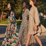 Existen muchas razones por las que los vestidos floreados jamás pasarán de moda. 13 modelos para vestir los días de verano