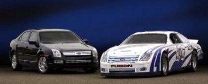 El Ford Fusion debuta en la NASCAR