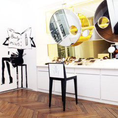 Foto 9 de 11 de la galería les-ateliers-guerlain-exponen-la-petite-robe-noire en Trendencias