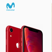 iPhone XR ya está disponible en Movistar: precios y tarifas