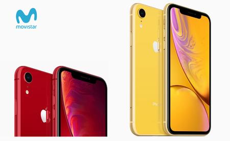 iPhone XR ya está disponible en Movistar: precios y tarifas