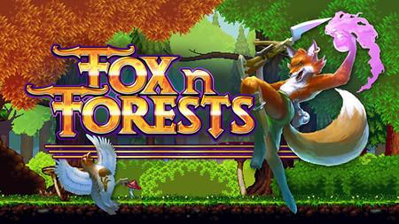 Fox n Forests nos devuelve a la época de los 16 bits con su gameplay de seis minutos