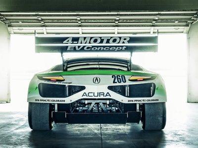 Los 1.000 CV eléctricos del Honda NSX EV Concept serán utilizados en un coche de calle
