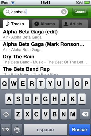 Foto de Spotify para iPhone (17/26)
