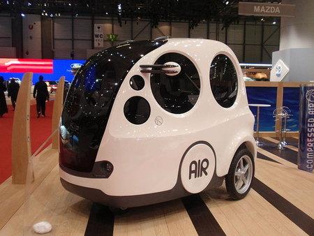 El coche de aire comprimido parece estar más cerca. Regreso a Motorpasión Futuro