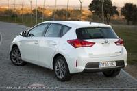 Toyota Auris Híbrido, prueba (exterior e interior)