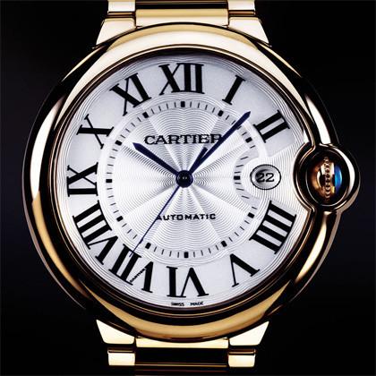 Cartier Ballon Bleu - Oro Amarillo