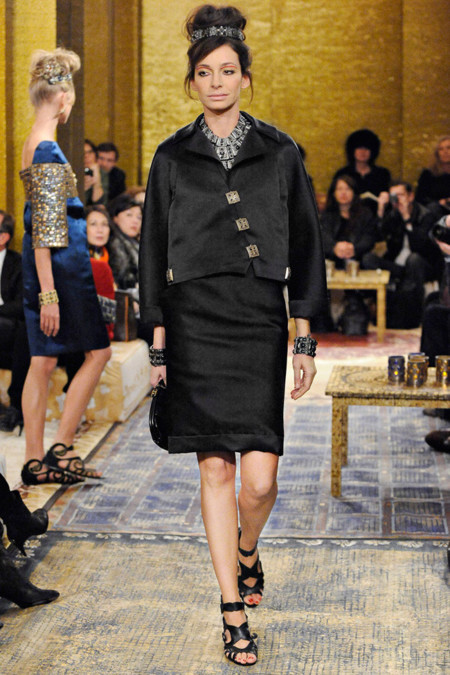 amanda sanchez chanel pre-fall 2011