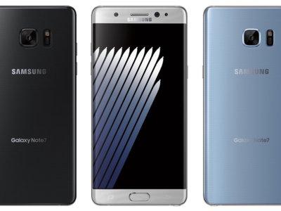 Aparecen más fotografías de una Galaxy Note 7 totalmente funcional