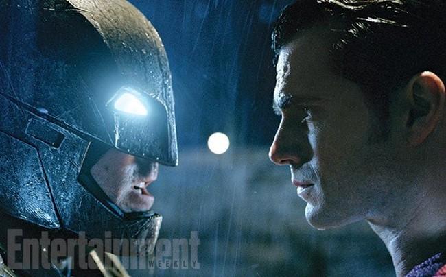 Ben Affleck y Henry Cavill, Batman y Superman cara a cara