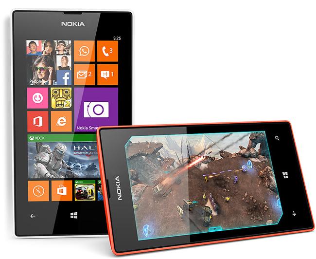 Foto de Nokia Lumia 525 (2/9)
