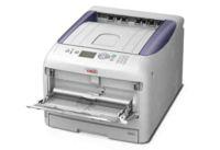 OKI Serie C800, impresoras laser compactas y ahorradoras