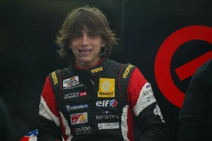 Roberto Merhi en la órbita del Manor Motorsport
