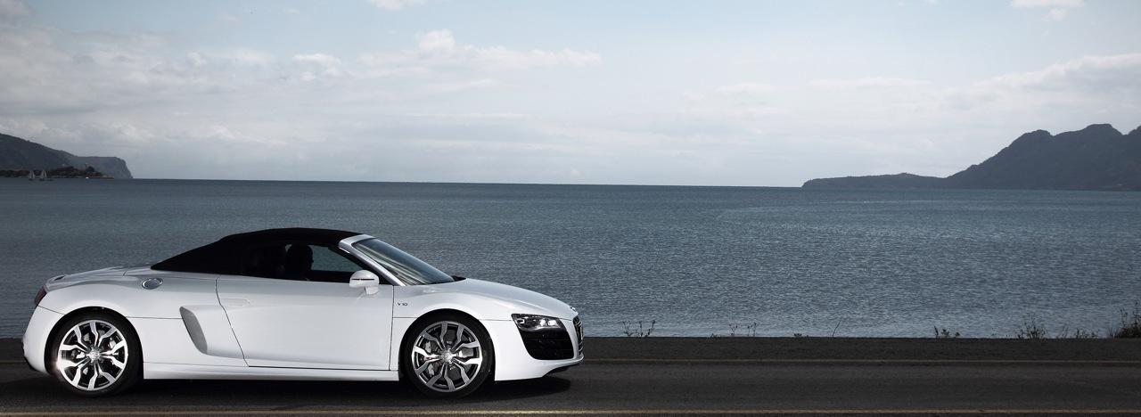 Audi R8 Spyder 80 88