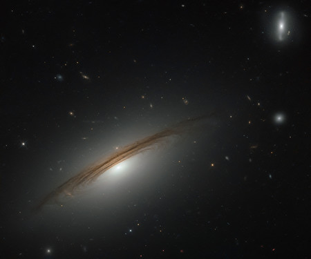 Galaxy Ugc 12591 Esa Hubble Nasa Buena