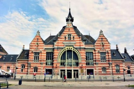 El nuevo Museo del Tren en Bruselas