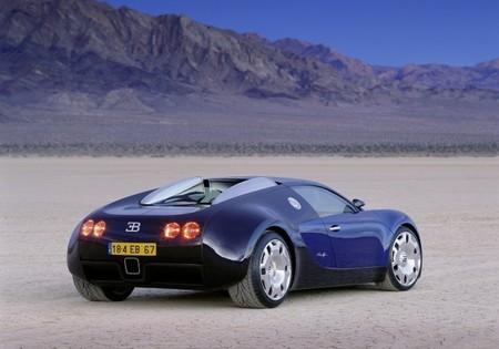 El desarrollo del Bugatti Veyron híbrido sigue vivo