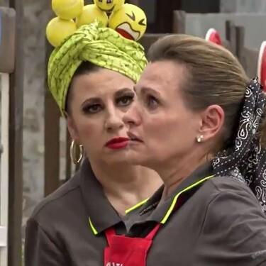 Ainhoa Arteta sufre un ataque de ansiedad tras los duros comentarios de Pepe Rodríguez y Jordi Cruz en 'MasterChef Celebrity'