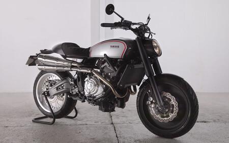 Yamaha Xsr700 700gt 1