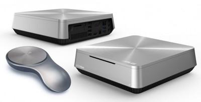 Asus VivoPC y VivoMouse, ordenador y ratón preparados para Windows 8