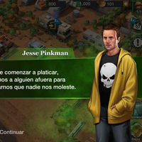 'Breaking Bad: Criminal Elements' ya disponible en Google Play y la App Store: vuelven Walter White y Jesse Pinkman