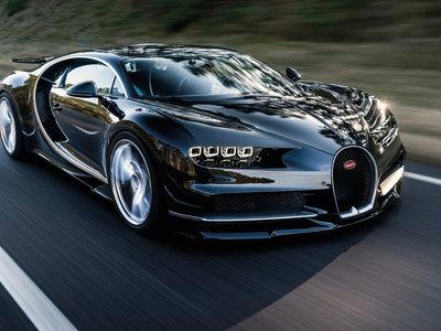 ¿Qué hace el Bugatti Chiron en Nürburgring? ¿Récord o versión Super Sport en camino?