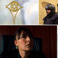 Todos los finalistas de los Premios Iris 2021: 'Antidisturbios', 'Hierro' y 'Los favoritos de Midas' lideran las nominaciones de los galardones televisivos