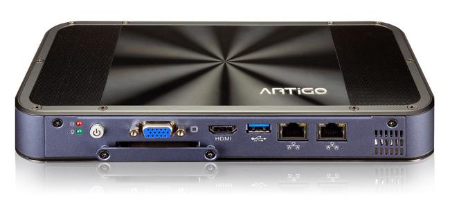 VIA ARTiGO A1200, otro ordenador pequeño y silencioso ideal para el salón