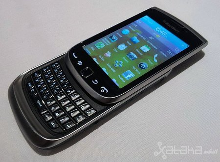 Blacberry Torch 9810