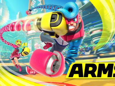 ¿Será ARMS el primer esport con control de movimiento? A eso aspiran sus creadores
