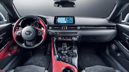Toyota Gr Supra Interior 06