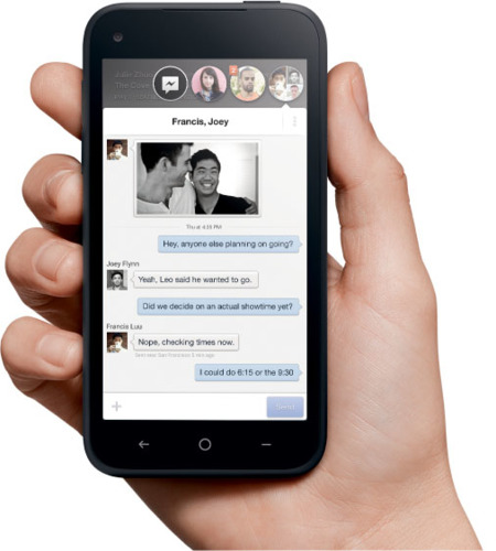 HTC First Facebook