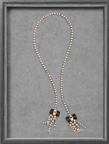 El Collar-corbata de 'Mise en Dior', Colección de Joyas Otoño-Invierno 2010/2011