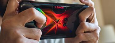 El smartphone Lenovo Legion Phone Duel es una bestia para gaming con pantalla a 144Hz: a 499 euros en Amazon, su nuevo mínimo