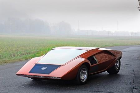 Lancia Stratos Zero 2