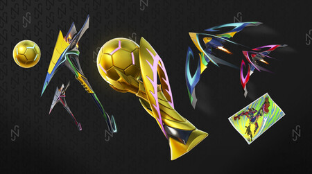 Dónde están los personajes de fútbol en el mapa de Fortnite del evento de Neymar Jr