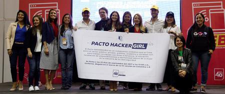 Gobierno firma el 'pacto Hacker Girl' para dar más inclusión a las mujeres en ciberseguridad
