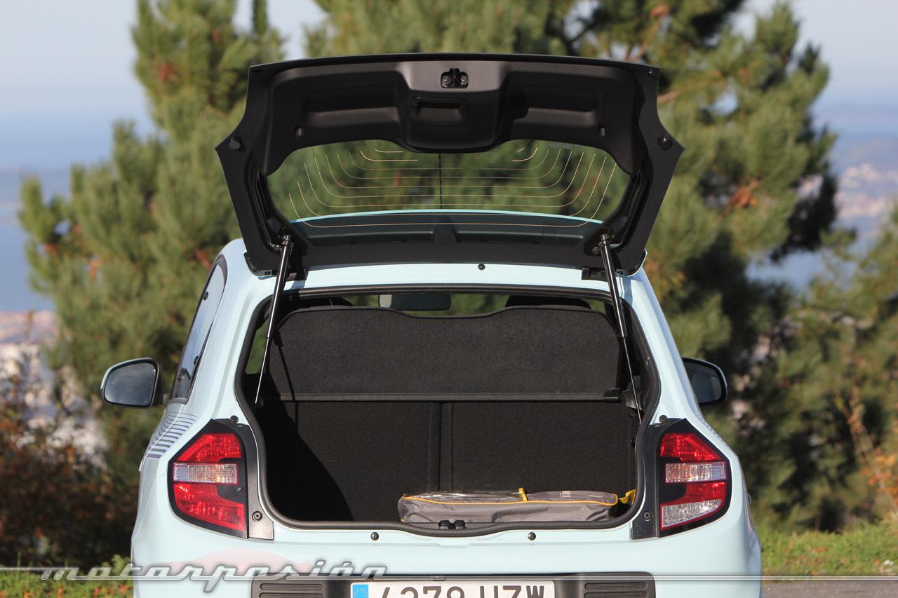 Foto de Renault Twingo SCe 70 CV Zen (14/47)