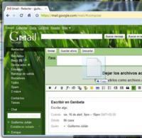 Mejoras en Gmail: Drag&drop e invitaciones adjuntas de Google Calendar
