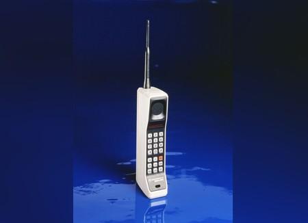 Motorola DynaTAC 8000x en México... bienvenidos a 1984